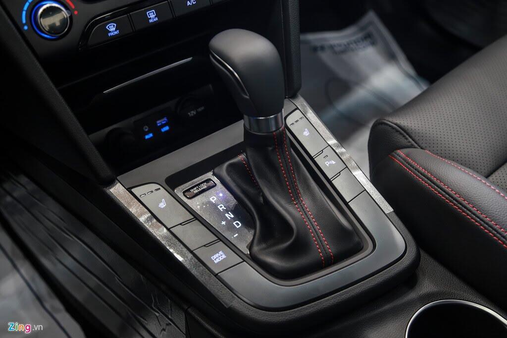 Chi tiết Hyundai Elantra Sport giá 729 triệu đồng tại Việt Nam - Hình 8