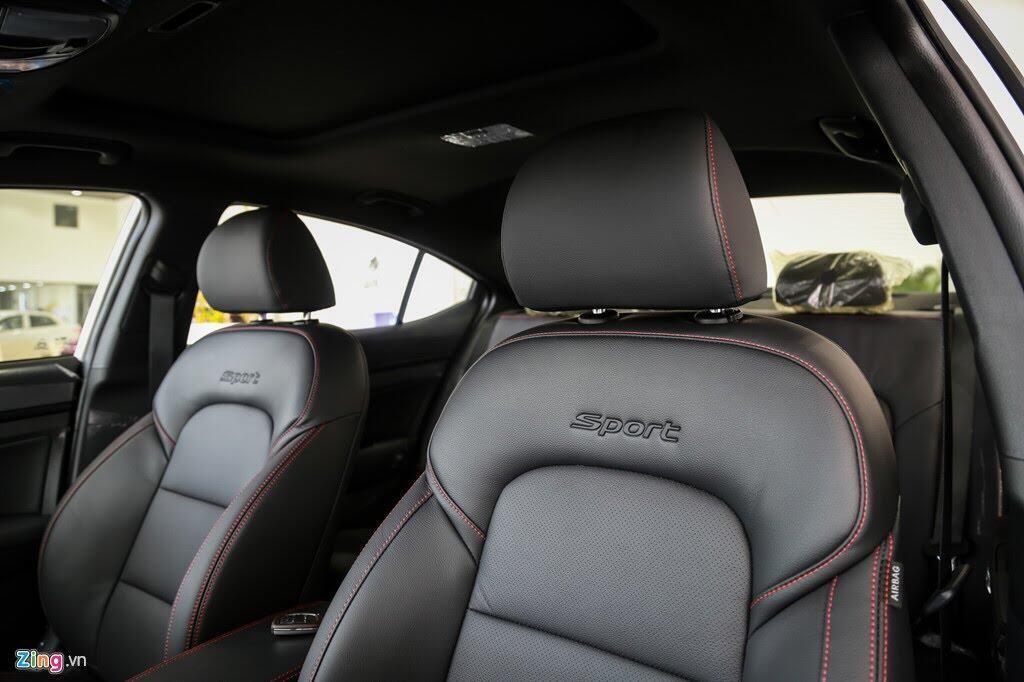 Chi tiết Hyundai Elantra Sport giá 729 triệu đồng tại Việt Nam - Hình 9