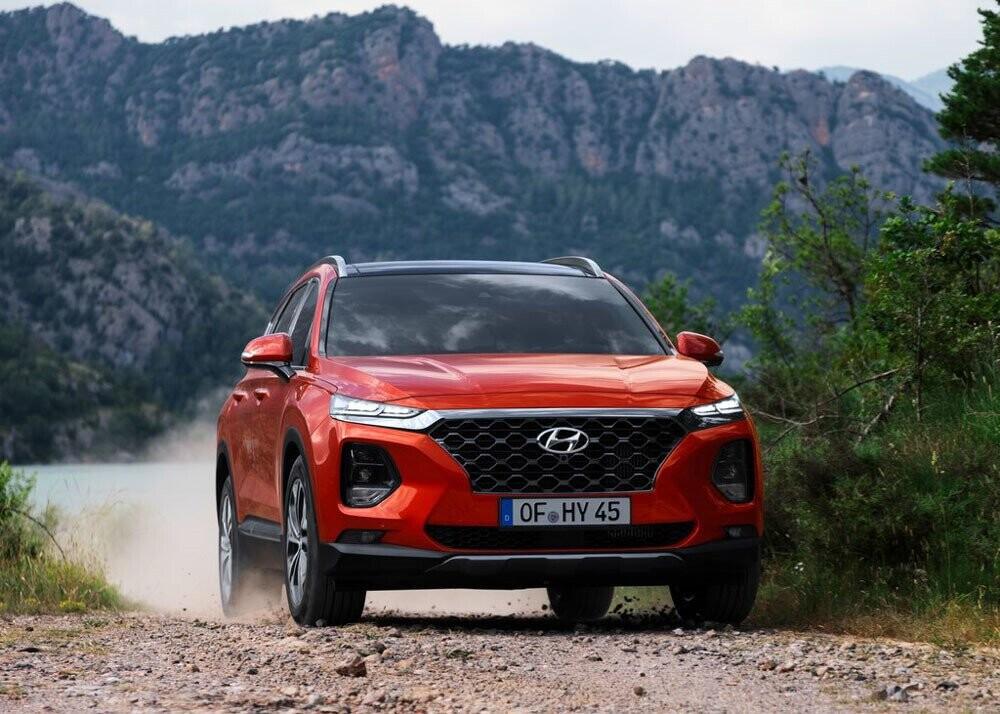 Chi tiết Hyundai Santa Fe 2019 - hiện đại và an toàn hơn - Hình 1