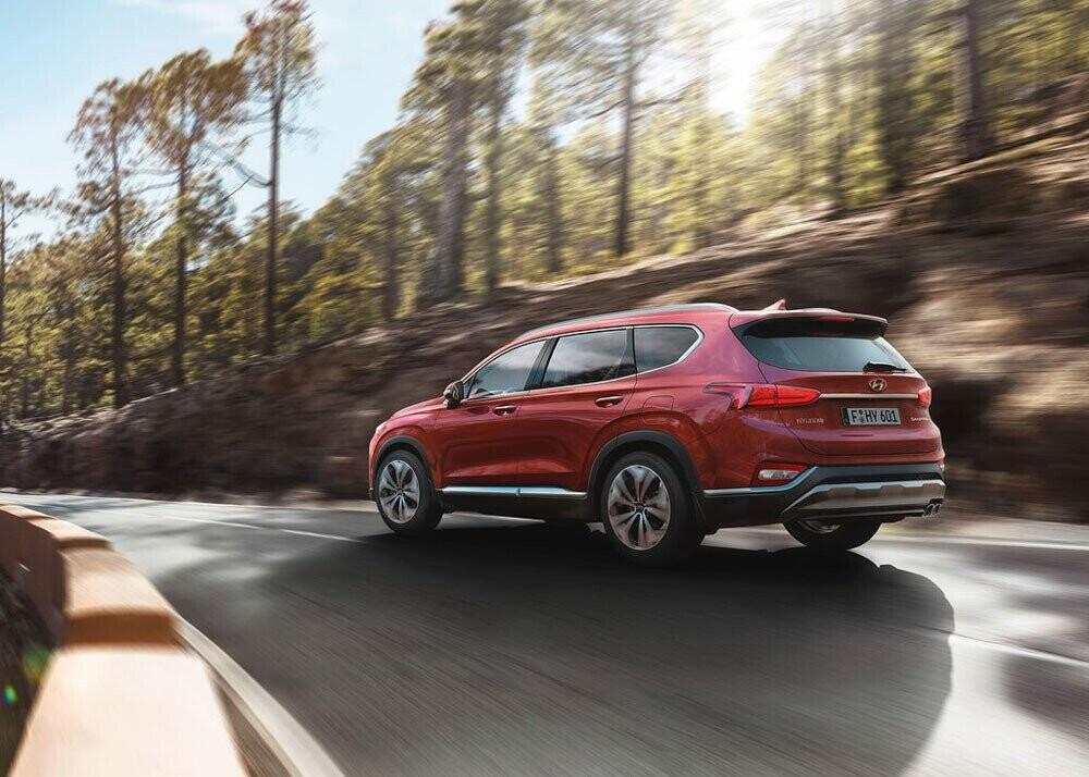 Chi tiết Hyundai Santa Fe 2019 - hiện đại và an toàn hơn - Hình 11