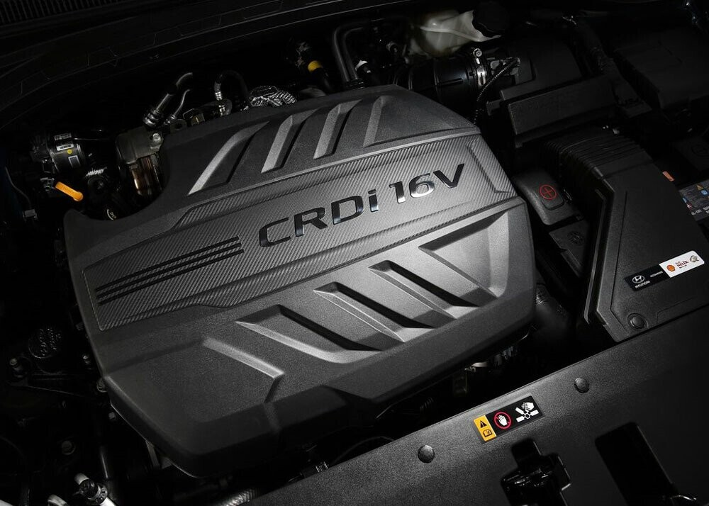 Chi tiết Hyundai Santa Fe 2019 - hiện đại và an toàn hơn - Hình 13