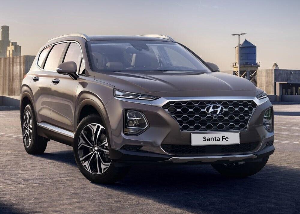 Chi tiết Hyundai Santa Fe 2019 - hiện đại và an toàn hơn - Hình 3