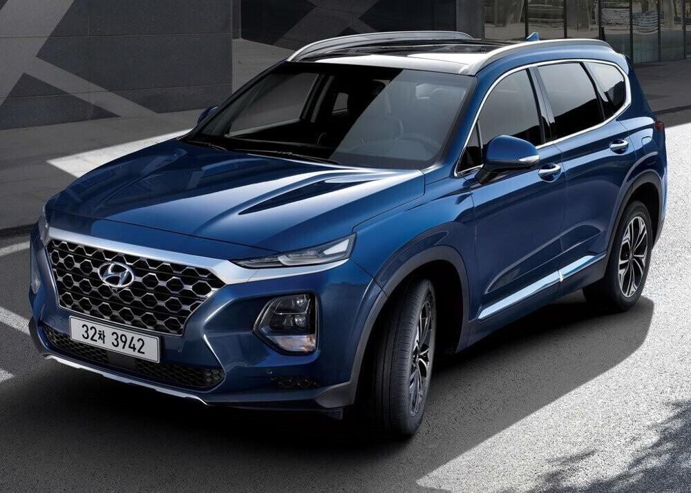 Chi tiết Hyundai Santa Fe 2019 - hiện đại và an toàn hơn - Hình 4