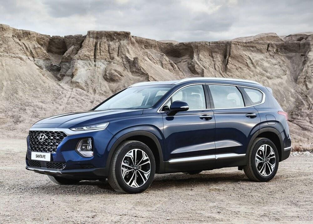 Chi tiết Hyundai Santa Fe 2019 - hiện đại và an toàn hơn - Hình 5