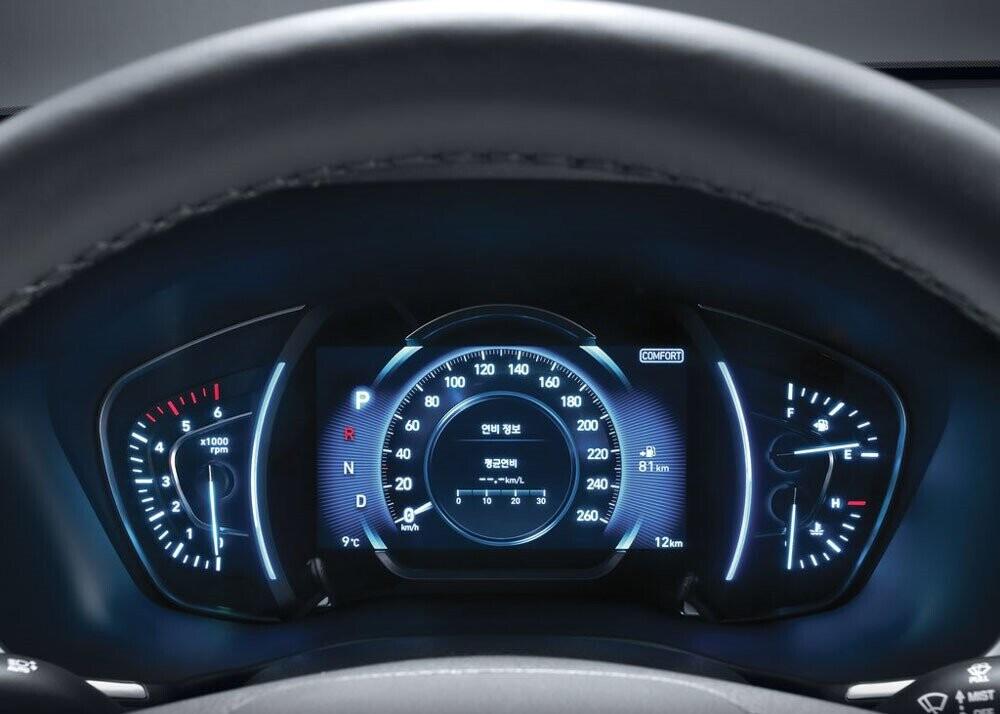 Chi tiết Hyundai Santa Fe 2019 - hiện đại và an toàn hơn - Hình 6