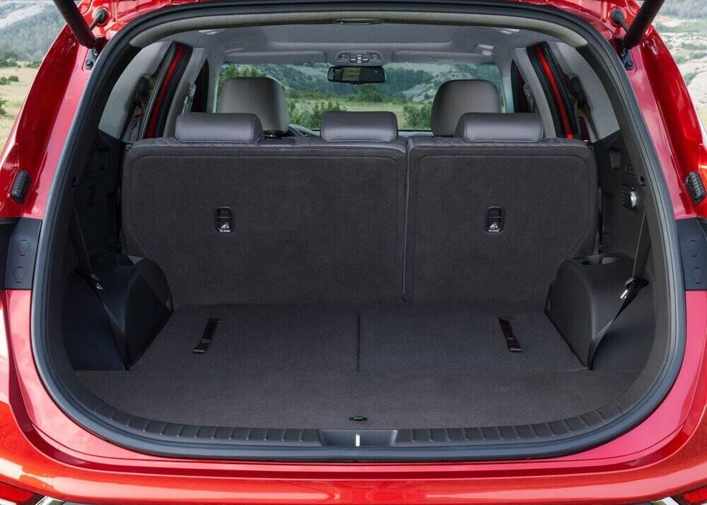 Chi tiết Hyundai Santa Fe 2019 - hiện đại và an toàn hơn - Hình 9