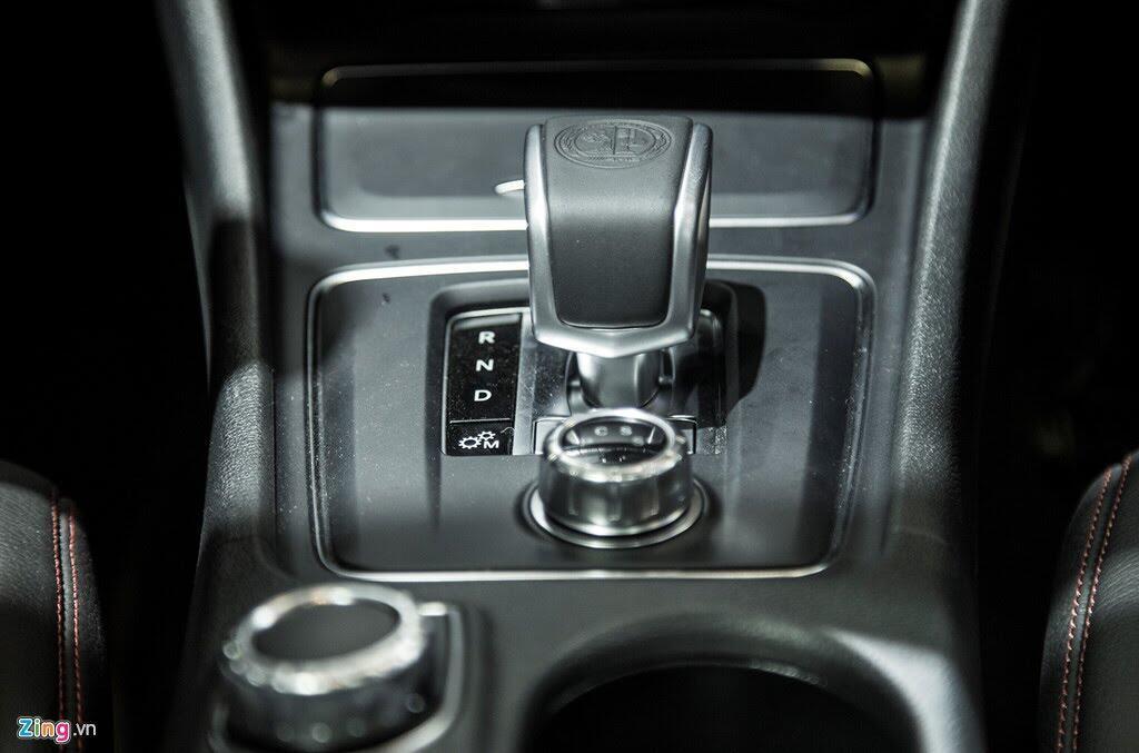 Chi tiết Mercedes GLA 45 AMG giá 2,4 tỷ vừa ra mắt tại VN - Hình 12