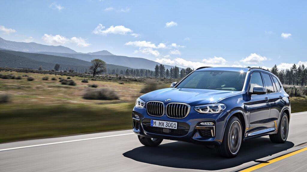 Chi tiết SUV hạng sang cỡ nhỏ BMW X3 2018 vừa ra mắt - Hình 1