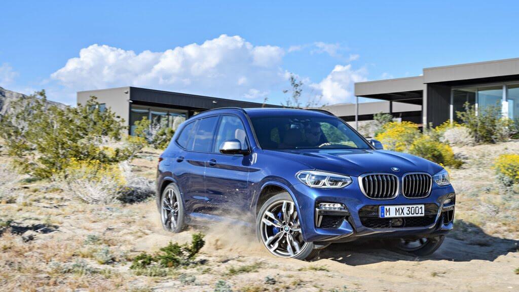 Chi tiết SUV hạng sang cỡ nhỏ BMW X3 2018 vừa ra mắt - Hình 2