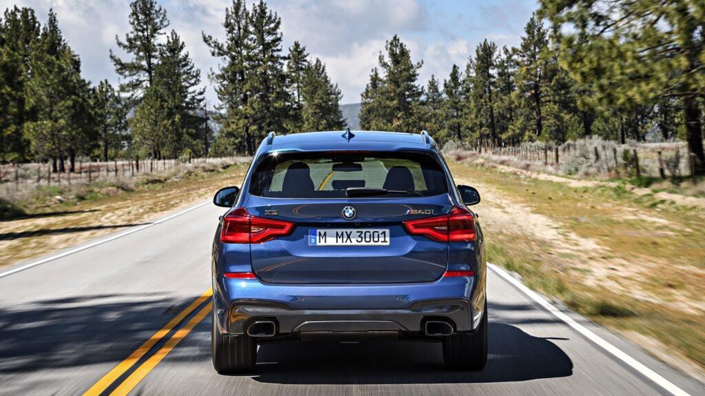 Chi tiết SUV hạng sang cỡ nhỏ BMW X3 2018 vừa ra mắt - Hình 3