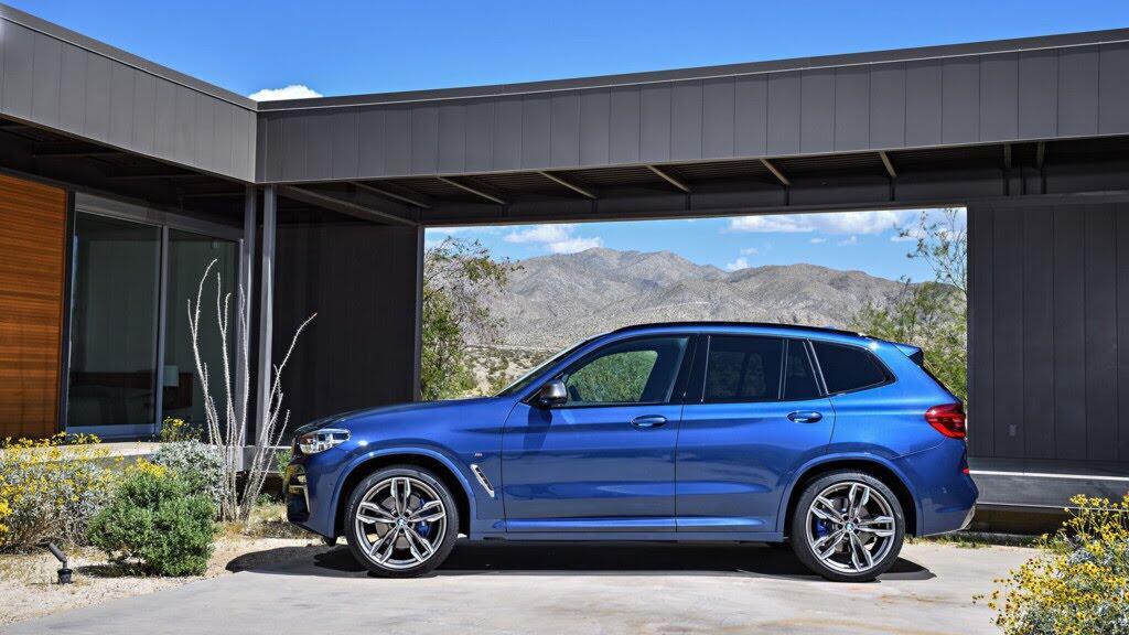 Chi tiết SUV hạng sang cỡ nhỏ BMW X3 2018 vừa ra mắt - Hình 4