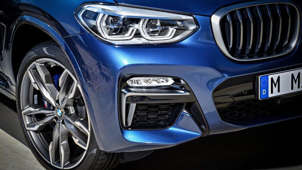 Chi tiết SUV hạng sang cỡ nhỏ BMW X3 2018 vừa ra mắt - Hình 5