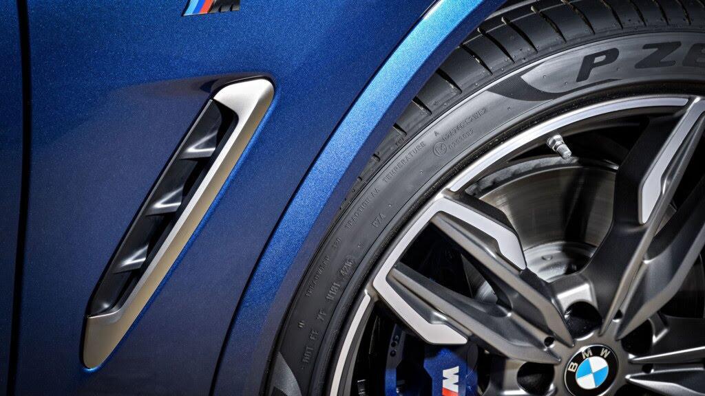 Chi tiết SUV hạng sang cỡ nhỏ BMW X3 2018 vừa ra mắt - Hình 6