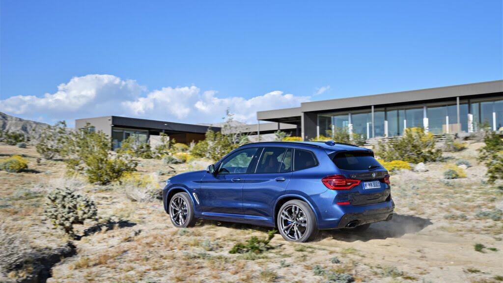 Chi tiết SUV hạng sang cỡ nhỏ BMW X3 2018 vừa ra mắt - Hình 7
