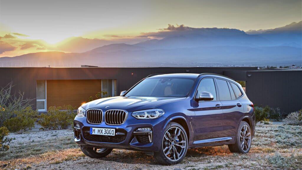 Chi tiết SUV hạng sang cỡ nhỏ BMW X3 2018 vừa ra mắt - Hình 14