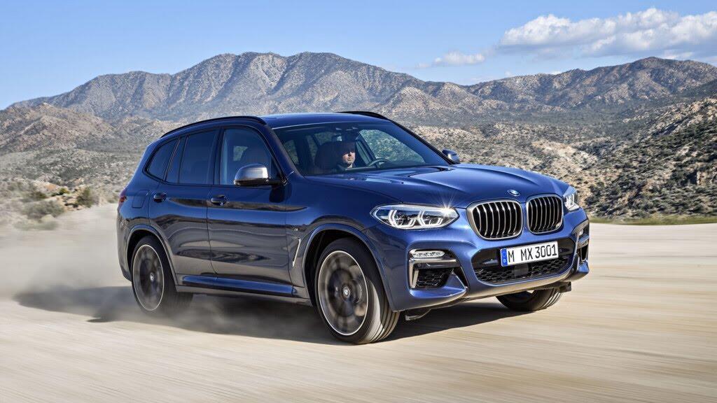 Chi tiết SUV hạng sang cỡ nhỏ BMW X3 2018 vừa ra mắt - Hình 15