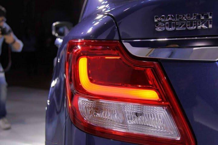 Chi tiết Suzuki Swift Sedan 2017 vừa ra mắt - Hình 6
