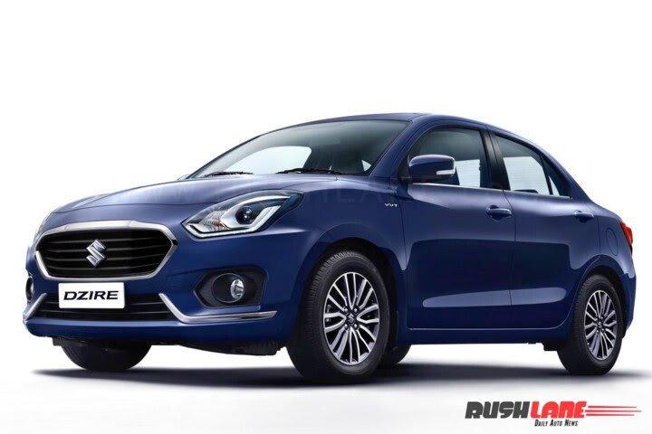 Chi tiết Suzuki Swift Sedan 2017 vừa ra mắt - Hình 16