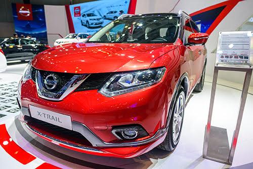 Chiêm ngưỡng dàn xe Nissan tại Vietnam Motor Show 2017 - Hình 1