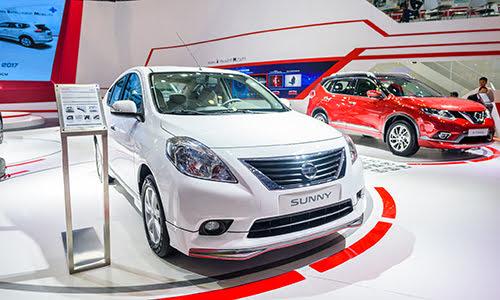 Chiêm ngưỡng dàn xe Nissan tại Vietnam Motor Show 2017 - Hình 2