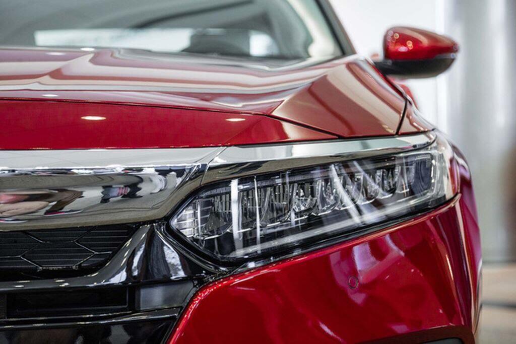 Chiêm ngưỡng Honda Accord 2018 - Hình 3