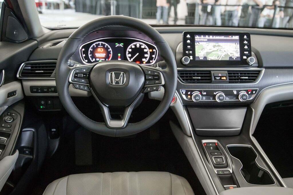 Chiêm ngưỡng Honda Accord 2018 - Hình 5