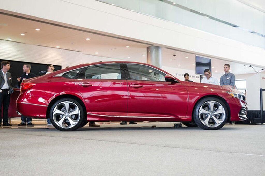 Chiêm ngưỡng Honda Accord 2018 - Hình 7