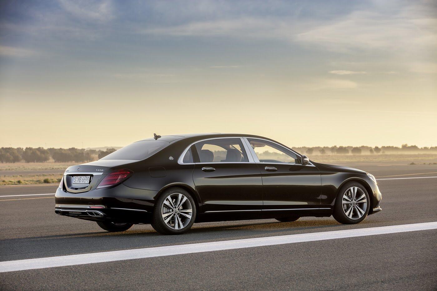 """Chiêm ngưỡng """"kiệt tác"""" Mercedes-Benz S-Class 2018 - Hình 3"""