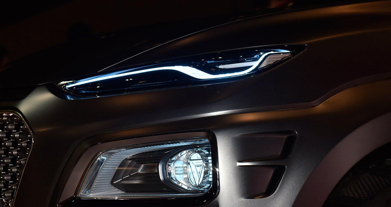 """Chiêm ngưỡng """"người sắt"""" Hyundai KONA Iron Man Special Editon - Hình 2"""