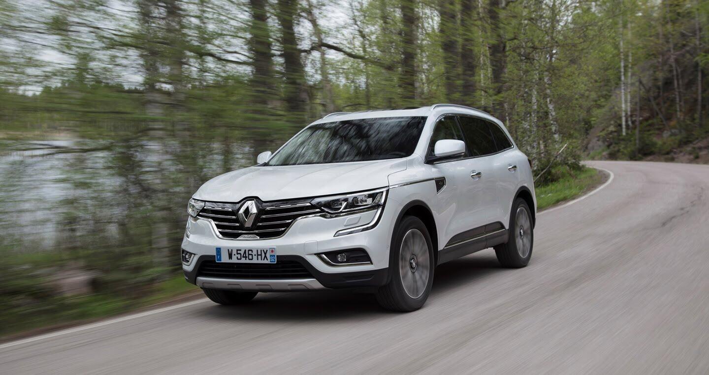 Chiêm ngưỡng vẻ đẹp của Renault Koleos 2017 - Hình 1
