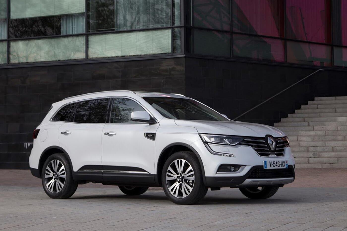 Chiêm ngưỡng vẻ đẹp của Renault Koleos 2017 - Hình 2