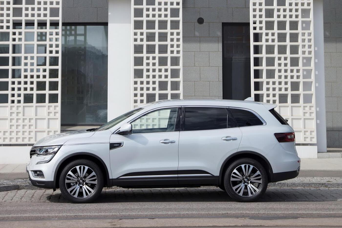 Chiêm ngưỡng vẻ đẹp của Renault Koleos 2017 - Hình 3