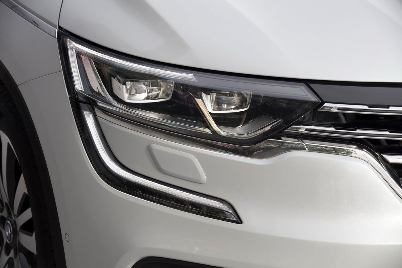 Chiêm ngưỡng vẻ đẹp của Renault Koleos 2017 - Hình 5