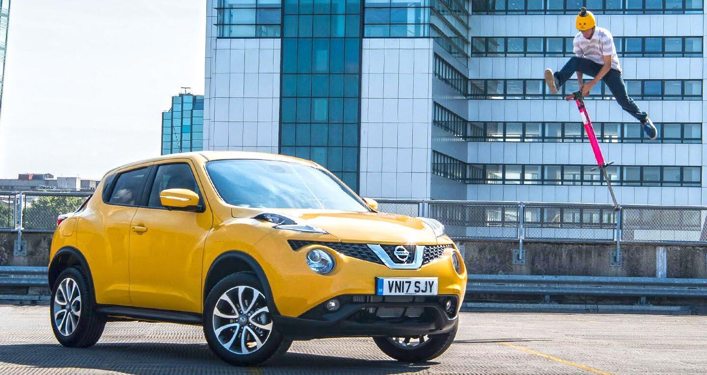 Choáng với camera 360 trên Nissan Juke bản đặc biệt - Hình 1