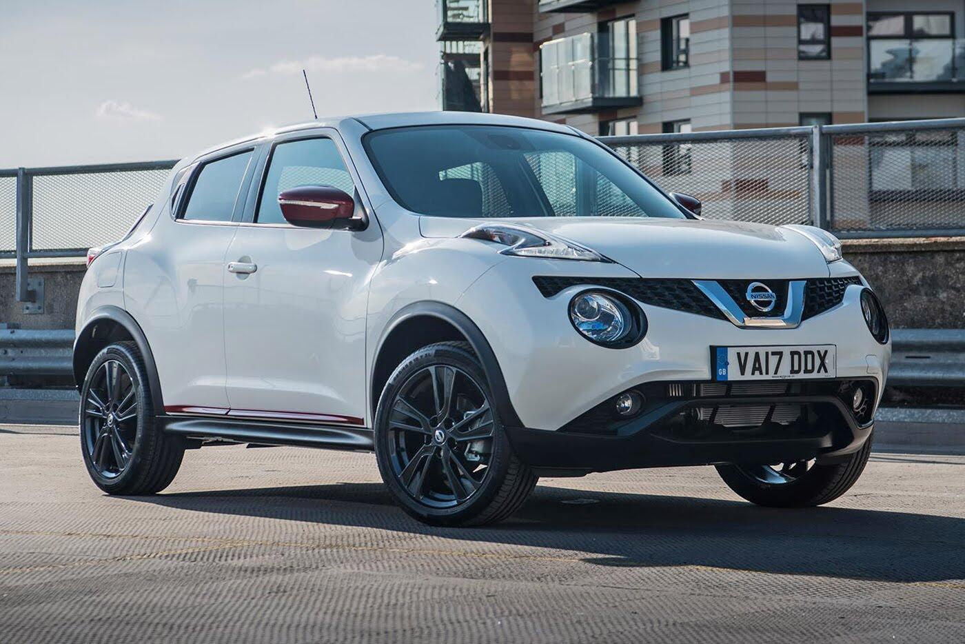 Choáng với camera 360 trên Nissan Juke bản đặc biệt - Hình 2