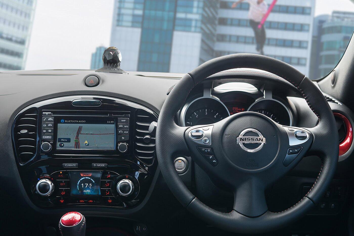 Choáng với camera 360 trên Nissan Juke bản đặc biệt - Hình 5
