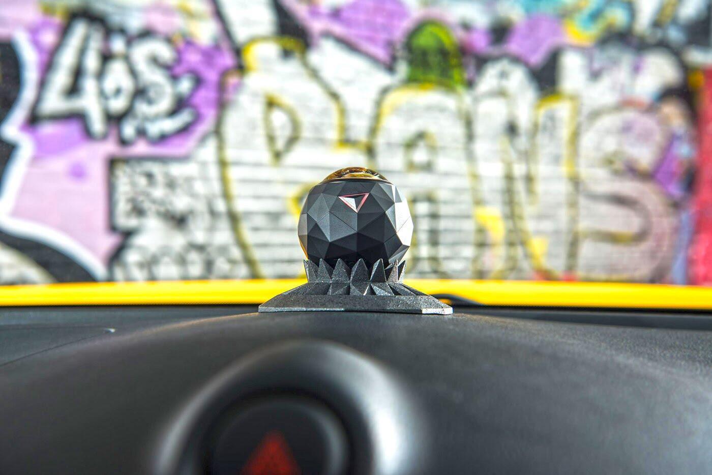 Choáng với camera 360 trên Nissan Juke bản đặc biệt - Hình 6