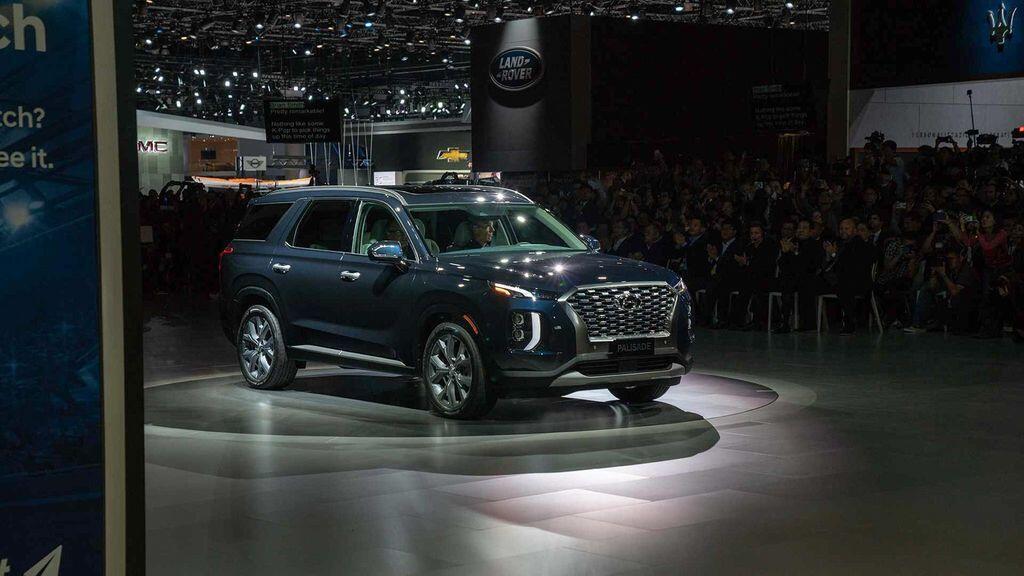 """Choáng với số lượng đơn đặt hàng """"khủng"""" của Hyundai Palisade 2020 sau 10 ngày ra mắt - Hình 1"""