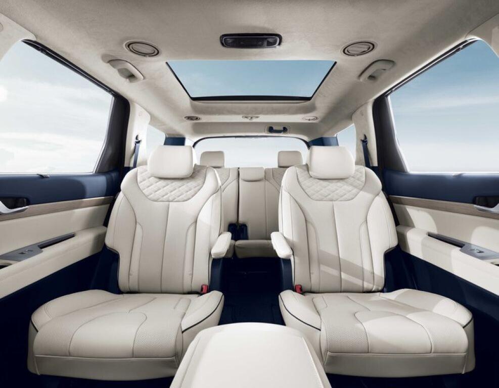 """Choáng với số lượng đơn đặt hàng """"khủng"""" của Hyundai Palisade 2020 sau 10 ngày ra mắt - Hình 5"""