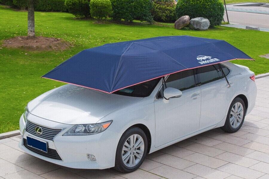 Chọn mua bạt che nắng cho ô tô