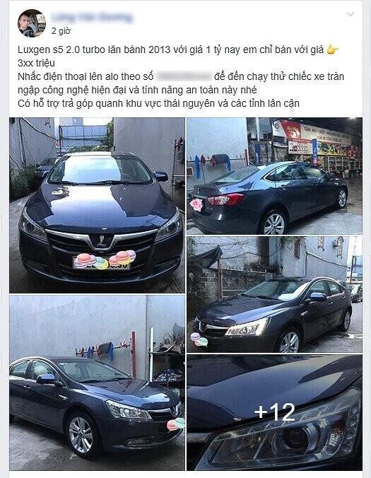 Chủ xe Luxgen S5 lỗ 700 triệu sau 6 năm sử dụng - Hình 2