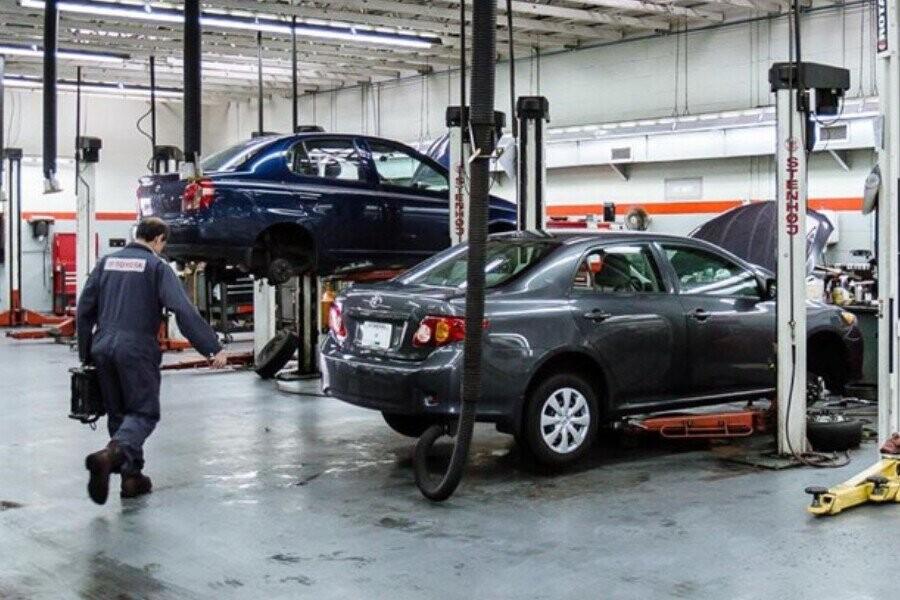 Chủ xe Toyota khóc ròng vì thiếu phụ tùng thay thế - Hình 2