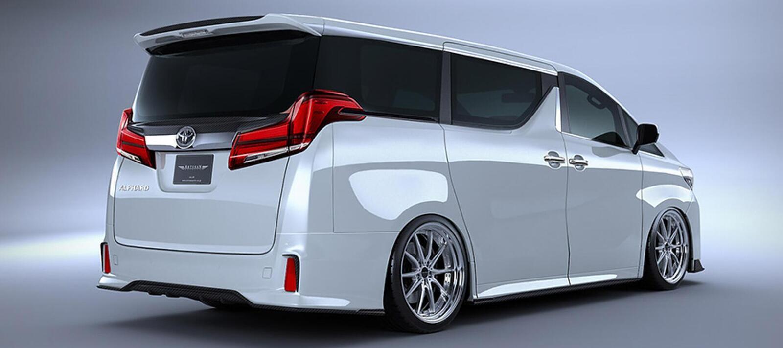 Chưa bán ra thị trường, Lexus LM đã có bản độ - Hình 4