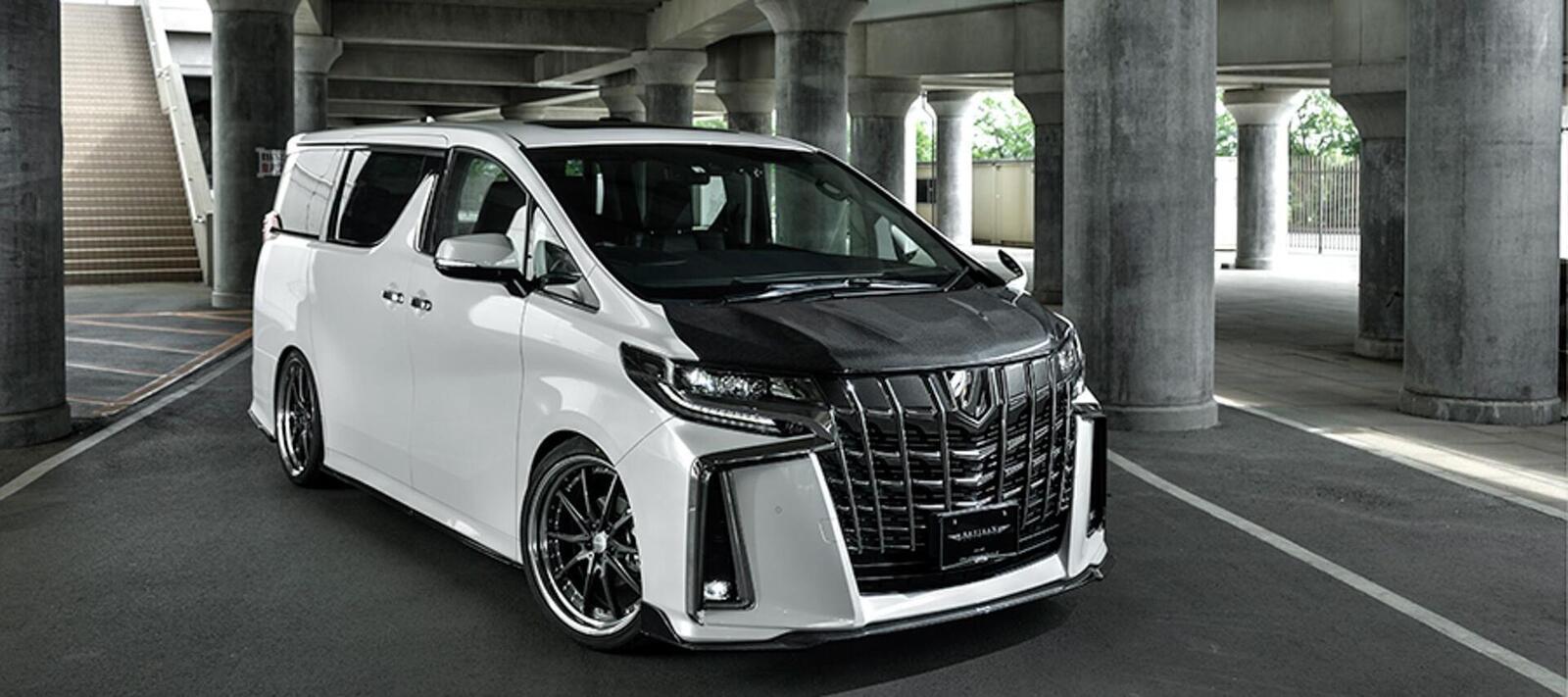 Chưa bán ra thị trường, Lexus LM đã có bản độ - Hình 5