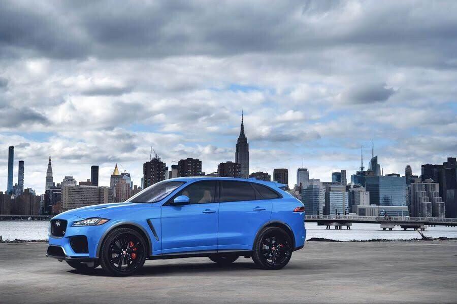 Chưa hài lòng với Jaguar F-Pace SVR, Lister tung ra một bản độ mạnh mẽ hơn nữa - Hình 2