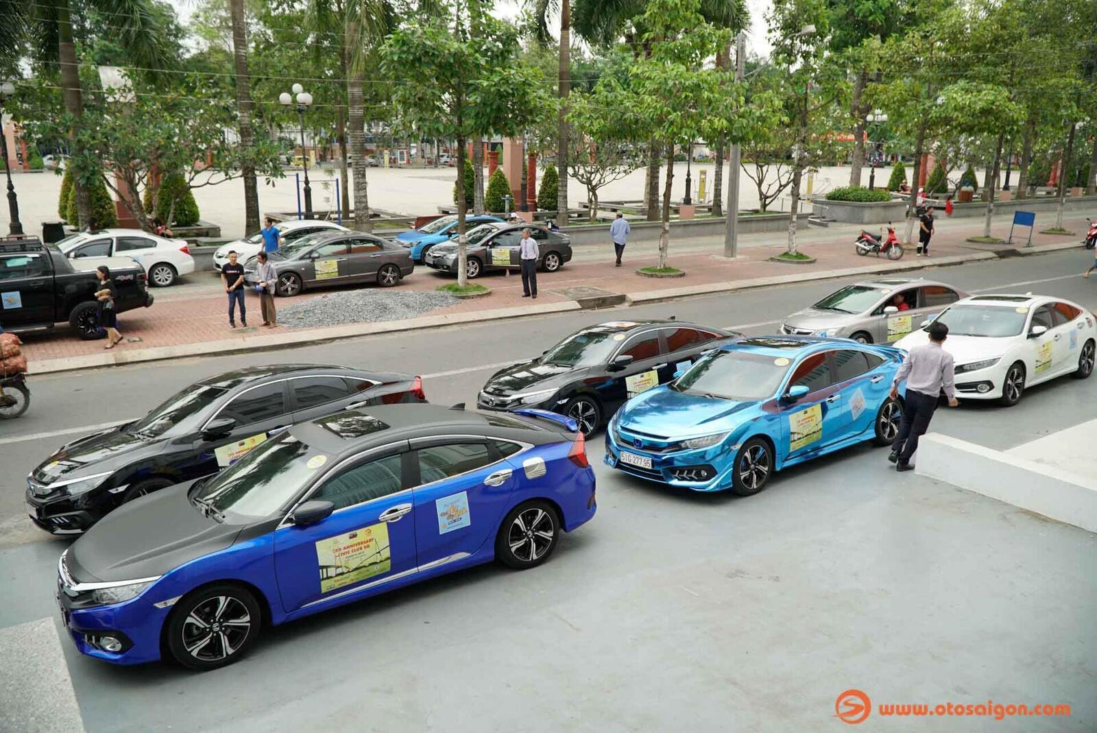 Civic Club Saigon tổ chức offline kỷ niệm sinh nhật lần thứ 3 - Hình 10