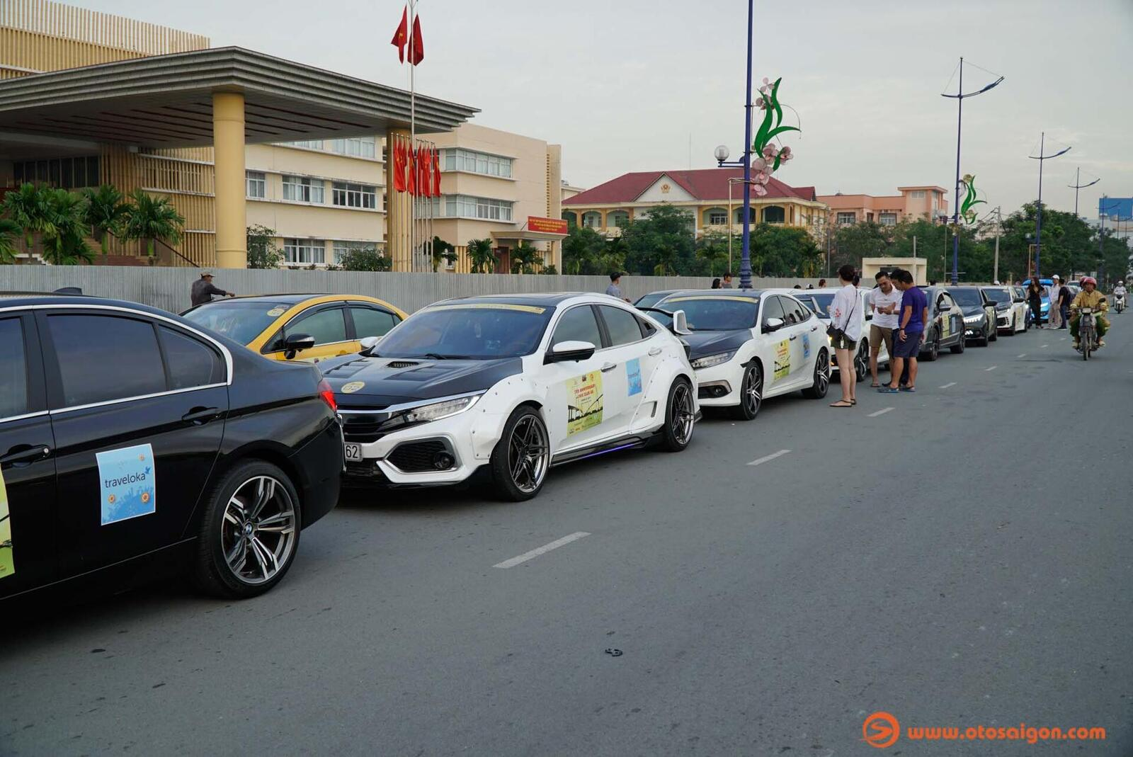 Civic Club Saigon tổ chức offline kỷ niệm sinh nhật lần thứ 3 - Hình 11