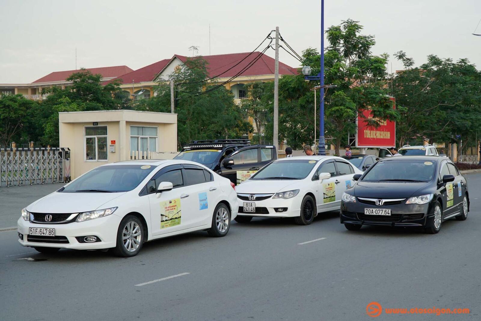 Civic Club Saigon tổ chức offline kỷ niệm sinh nhật lần thứ 3 - Hình 17