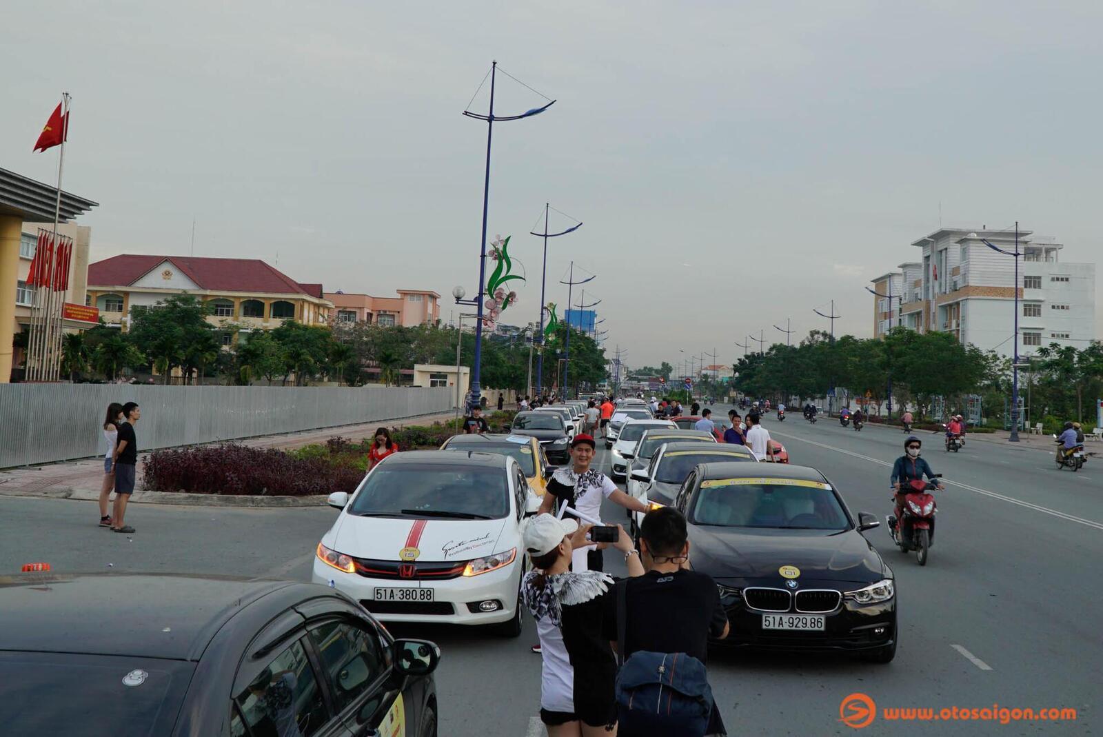 Civic Club Saigon tổ chức offline kỷ niệm sinh nhật lần thứ 3 - Hình 19