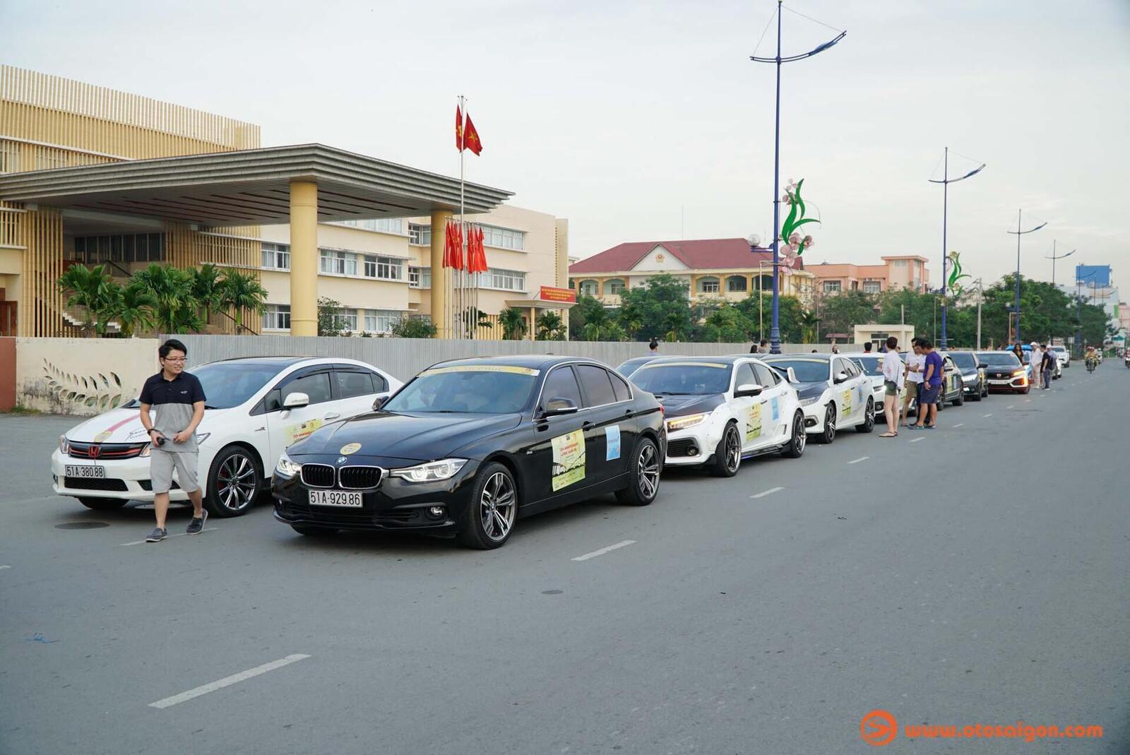 Civic Club Saigon tổ chức offline kỷ niệm sinh nhật lần thứ 3 - Hình 2